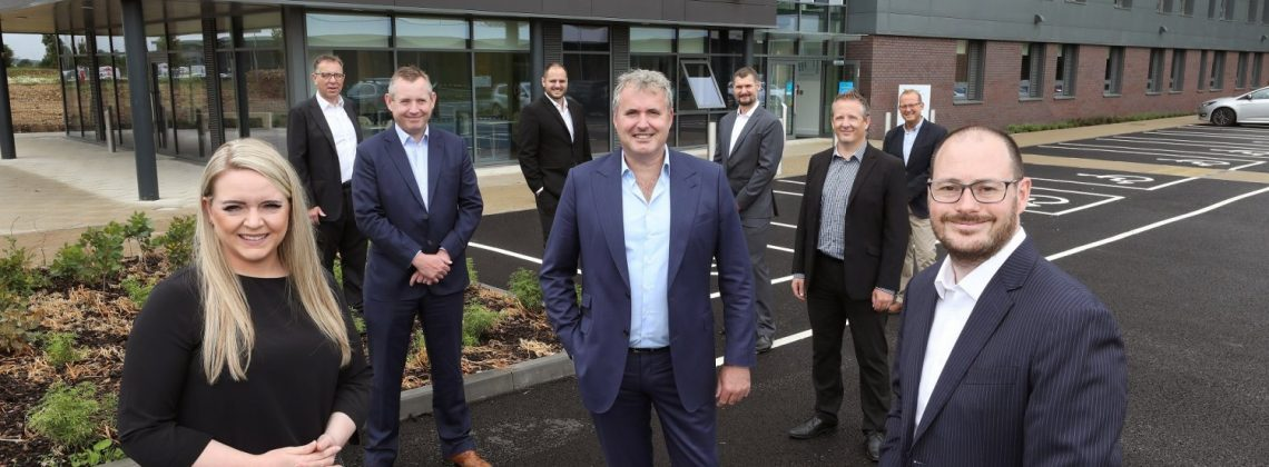 Pre lockdown plans see new Northamptonshire office for top 40 UK accounting firm as businesses bounce back