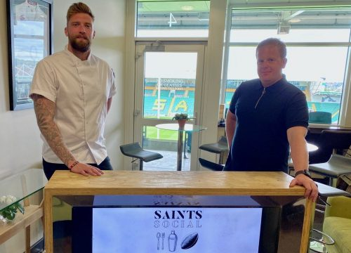 Saints fans can get set for big match with live cookalong