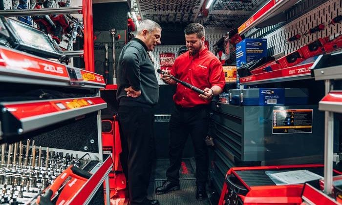 Tool firm nominated for major franchising award
