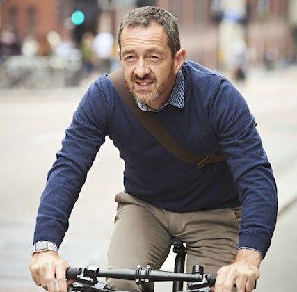 Boardman backs bike ride!