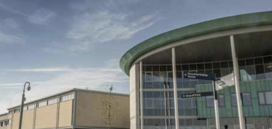 Northampton College leads the way with COVID-secure campus