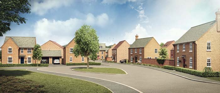 First residents at new development to move in next month