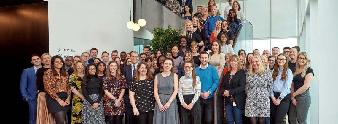 Shoosmiths in Milton Keynes moves to landmark office as it celebrates major growth