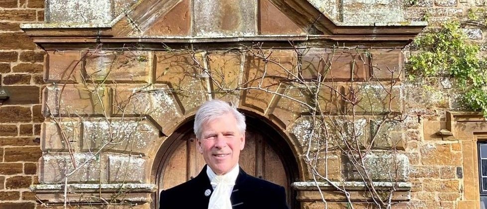 New High Sheriff sworn in to office