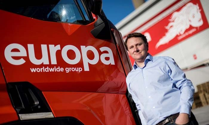 Logistics firm sees turnover pass £200m