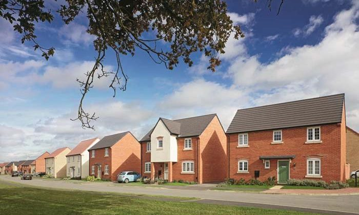 New homes enquiries rise by 187 per cent