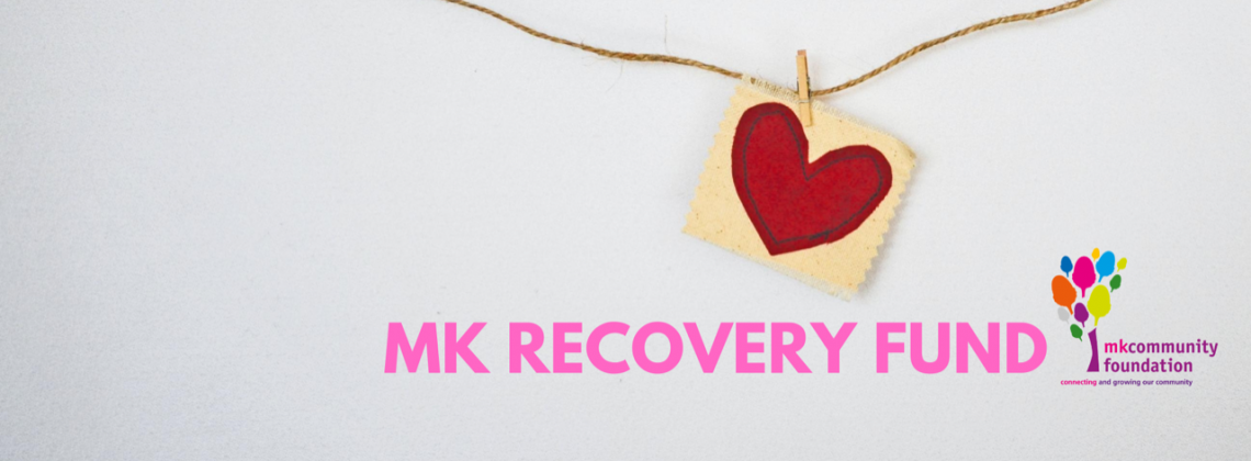 Milton Keynes Community Foundation enters into Recovery Phase of Emergency Funding