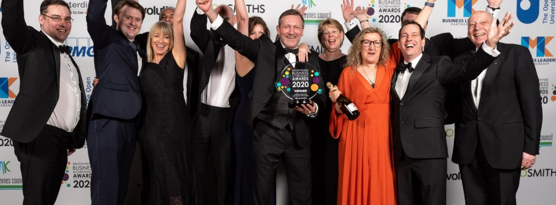Awards celebrate the achievements of businesses from across Milton Keynes
