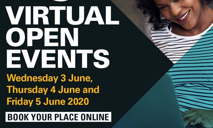 Virtual open event to give a digital peek behind college's closed doors