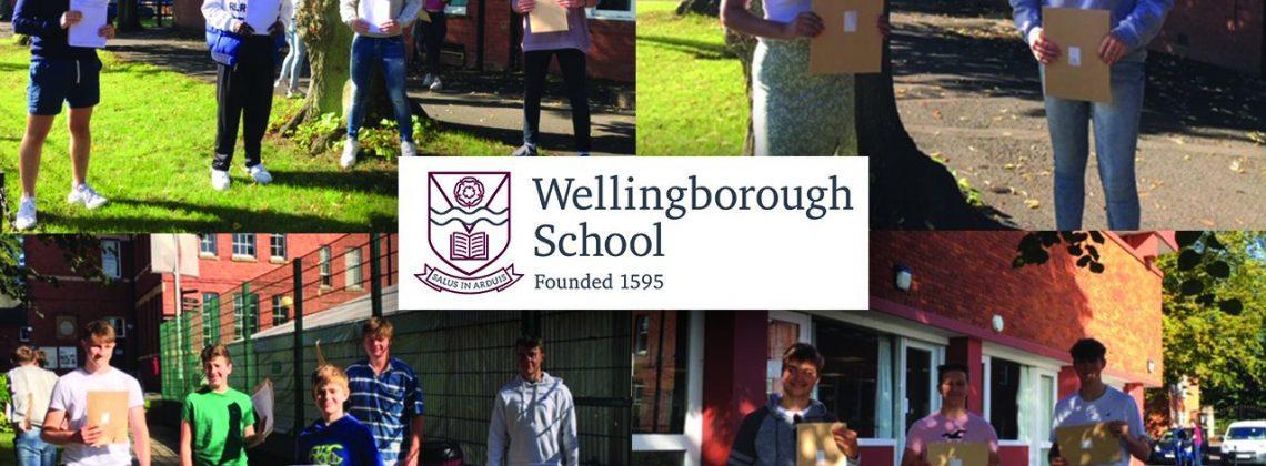 Wellingborough School students celebrate GCSE successes