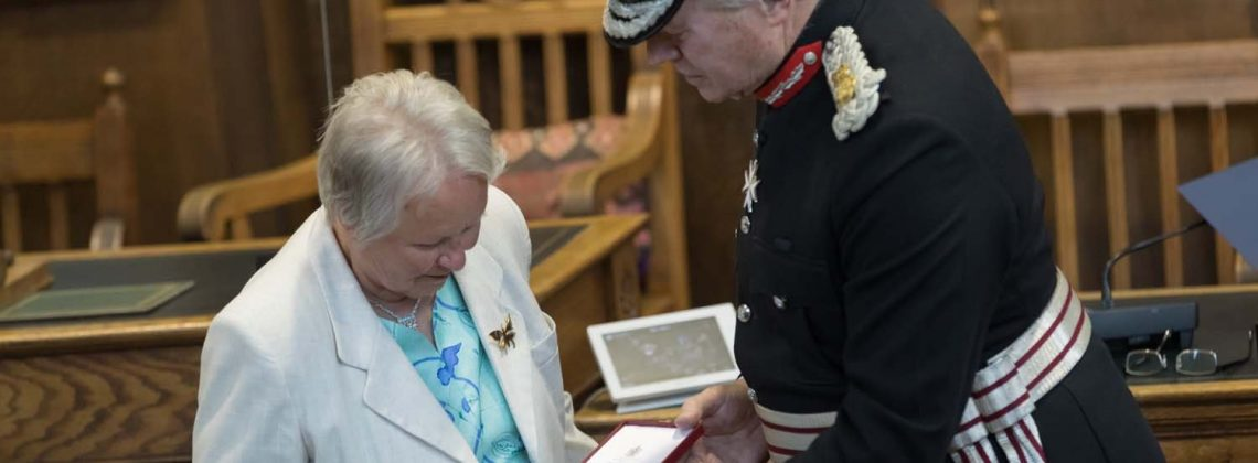 National honours – recognising the extraordinary