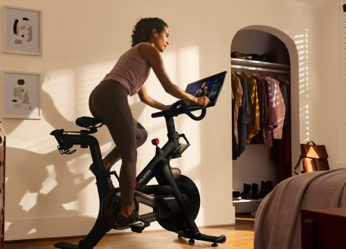 On your bike! It's the best way to work out