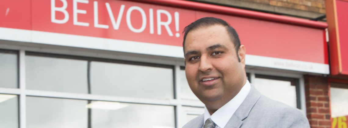 Estate agent shortlisted for two awards