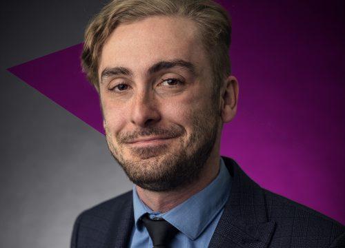 Business Man Portrait Professional
