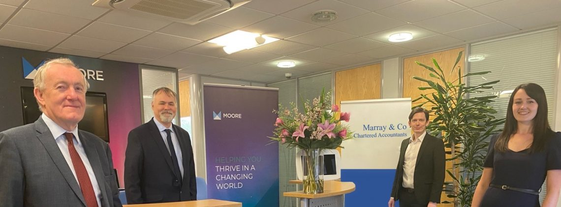 Marray & Co merge with Moore