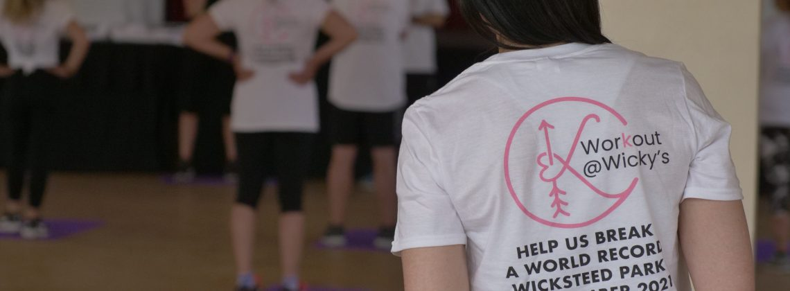 Charity Workout Wicksteed Park We Mind Kelly Matters