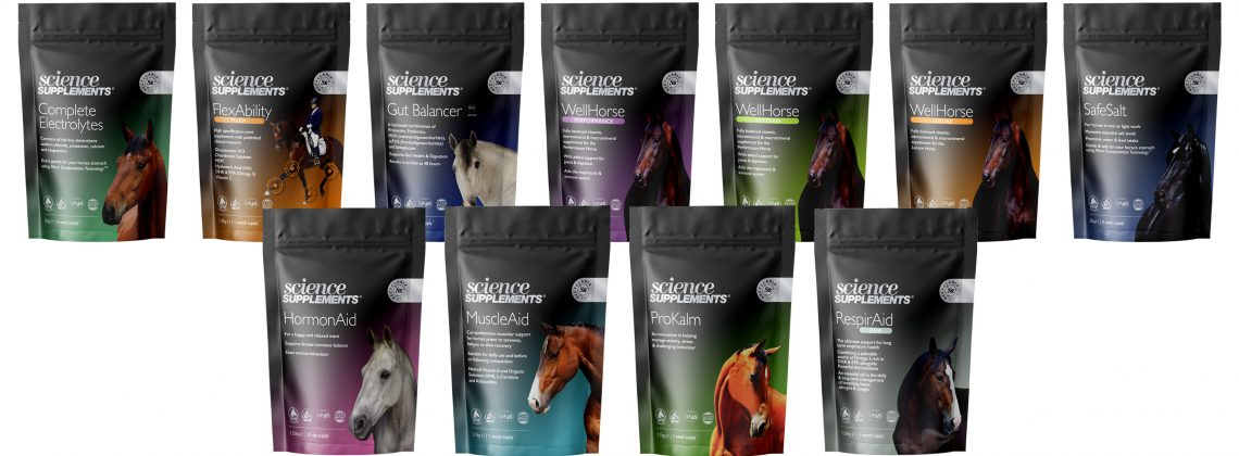 Science Supplements Recyclable Pouch Packshot