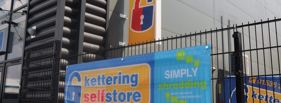 Technology is the key to secure storage at Kettering Self Store