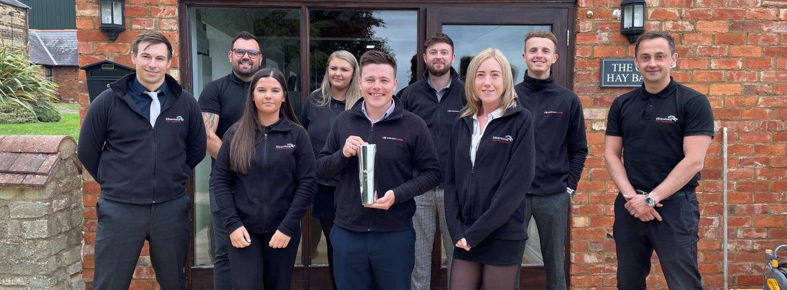 Prestigious industry award for Silverstone Fleet Management