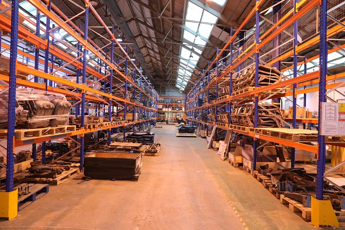 Wolverton Warehouse