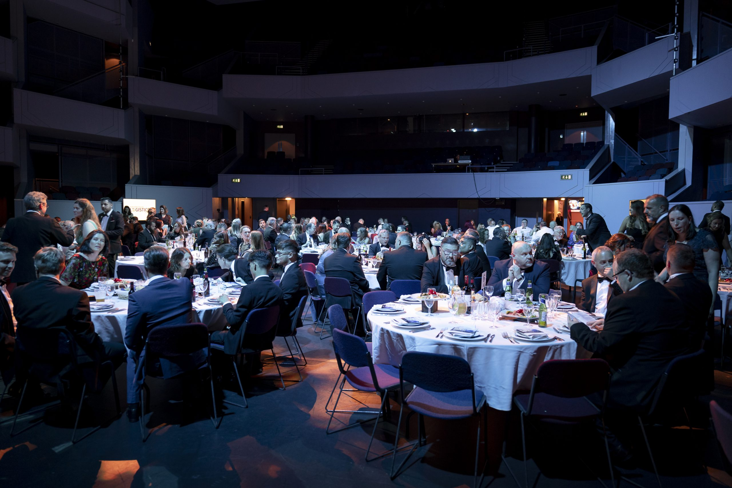 Attendees of the Northamptonshire Logistics Awards