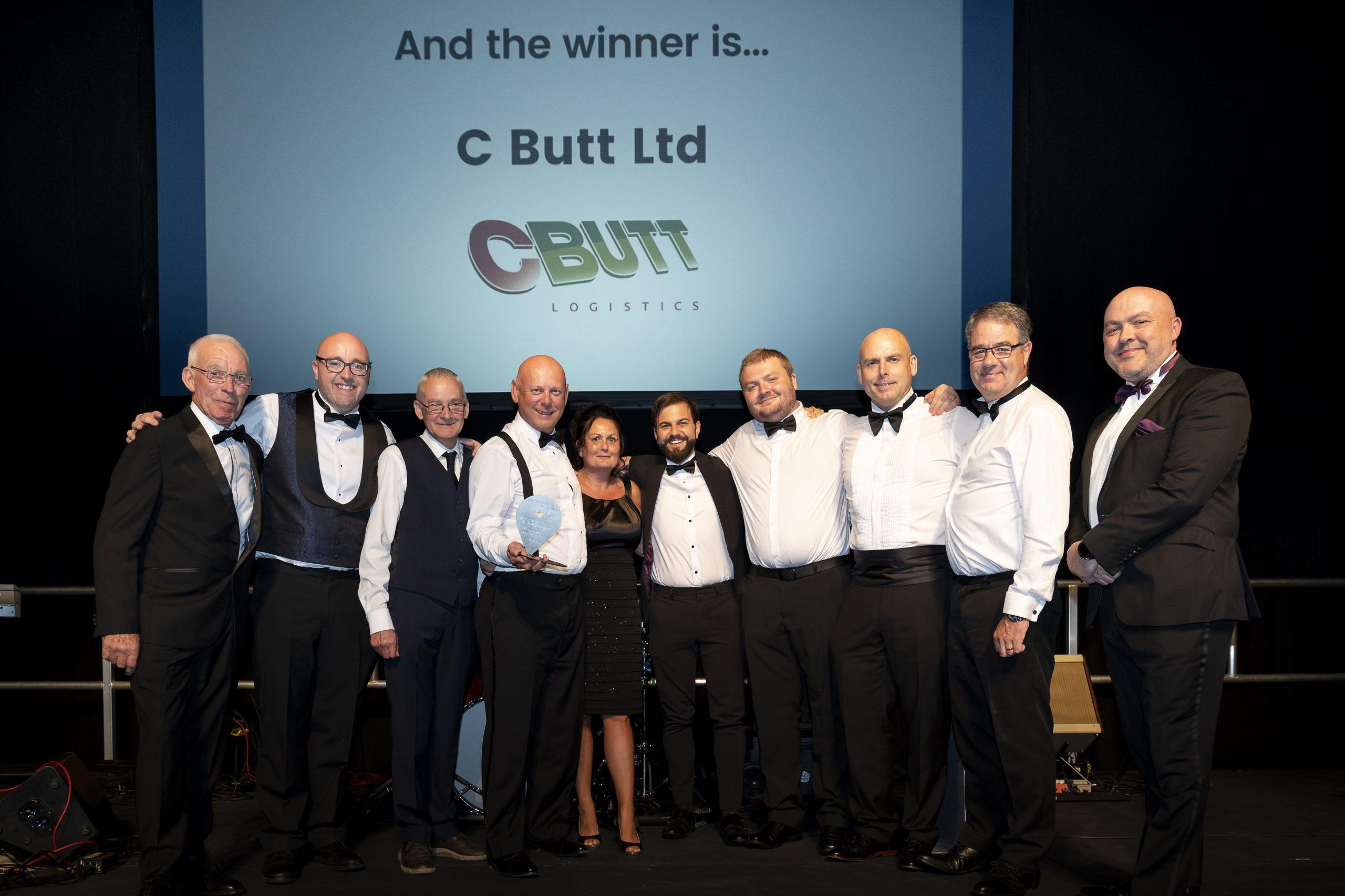 C BUTT Ltd Winners