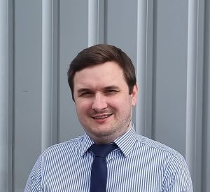 Brendon Bass, Sales and Marketing Manager, AM Labels