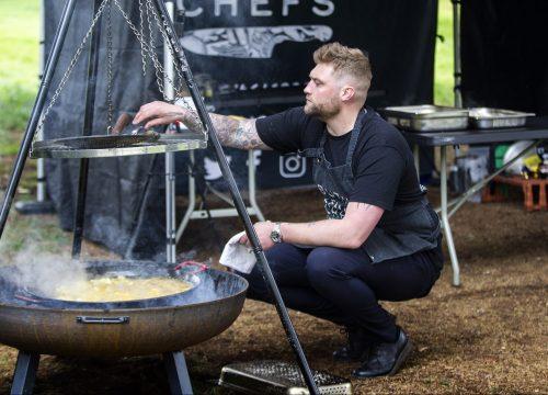 Burnt Lemon Chefs BBQ