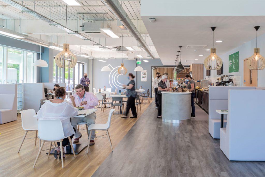 Northampton 900 - Cafe