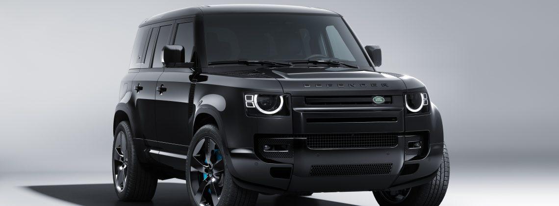 Land Rover 007 James Bond Edition