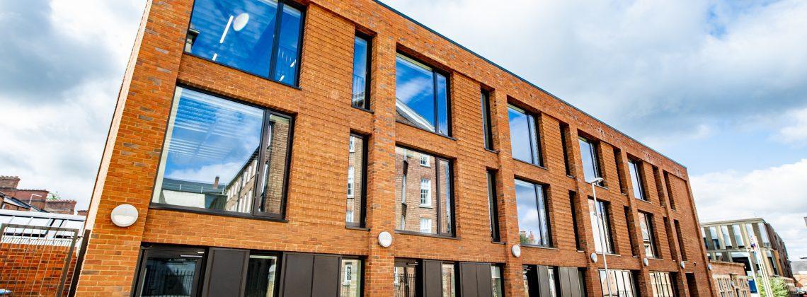 Stepnell transforms former factory into new £14m contemporary creative hub