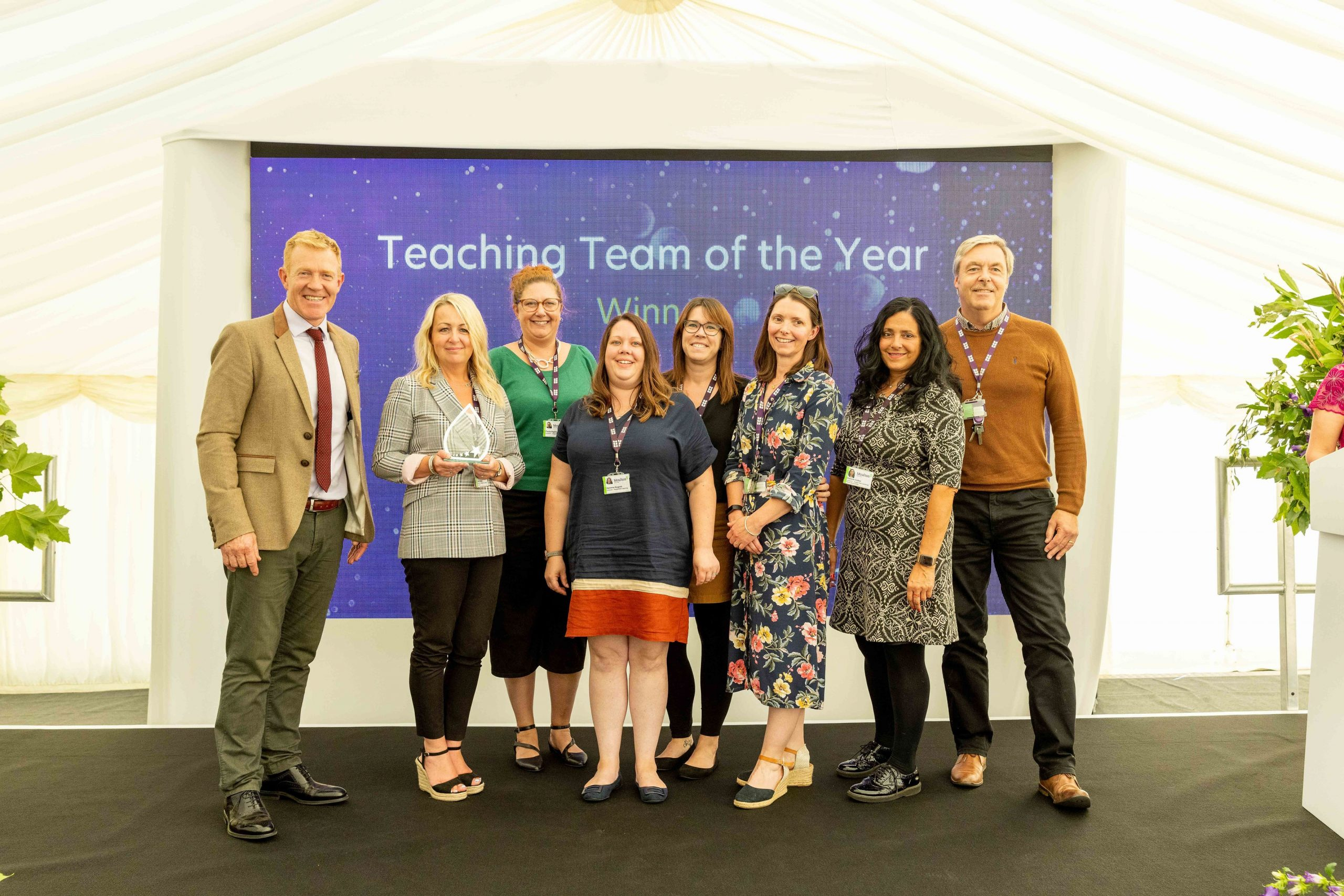 Supported Learning Team
