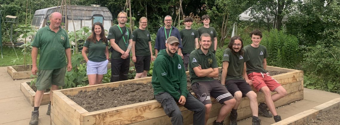 Northamptonshire charity offers local unemployed adults a positive opportunity