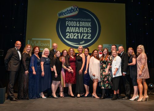 Winners at The Weetabix Food and Drink Awards 2021